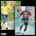 CAFU (MILAN AC) - Fiche Football SF / Calcio 2005
