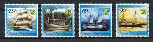 S8552) Papua & New Guinea MNH New 1999, Australia 99 4v
