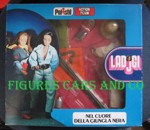 Action- & Spielfiguren 1/6 12 30cm POLISTIL GI JOE ACTION MAN TEAM Verkleidung LADJGI in der