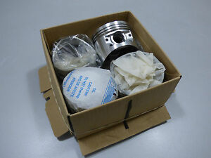 NEW-TRIUMPH-TR7-PISTON-SET-STD-Kit-4-pistones-UKC8519