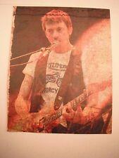 Graham Coxon Guitarist 12x9 Coffee Table Book Photo Page