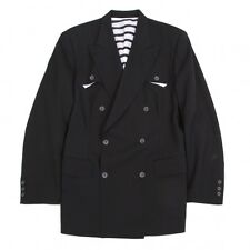 Jean-Paul GAULTIER HOMME Wool Design Jacket Size 48(K-46012)