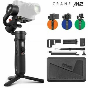 Zhiyun Crane M2 Gimbal Stabilisator für Smartphone Mirrorless Kamera GoPro Hero