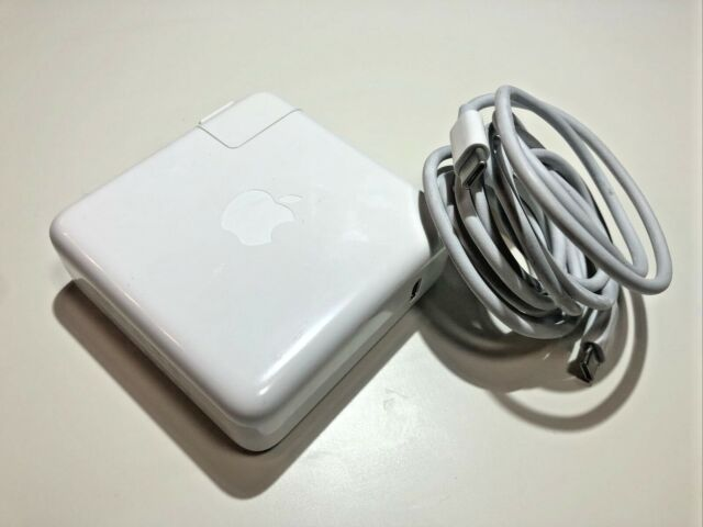 Apple MNF82LL/A A1719 87W USB C Power Adapter for MacBook Pro Grade A+