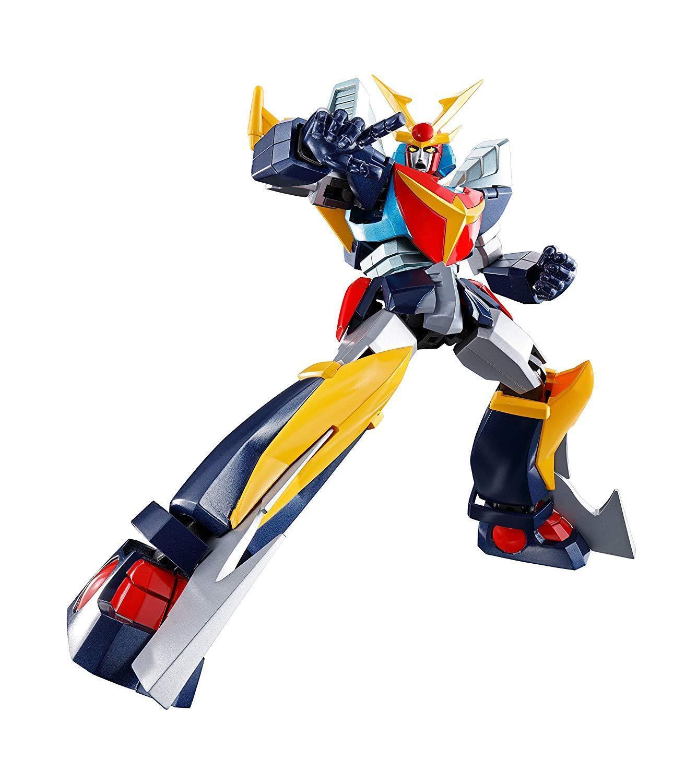 Soul of Chogokin GX-82 Invincible Steel Man Daitarn 3 F.A. Action Figure W/T