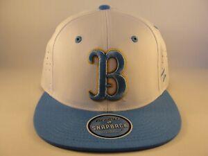 UCLA Bruins NCAA Zephyr Snapback Hat Cap White Blue