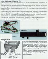 ROCO 61195 geoLINE Weichenantrieb elektrisch     #10525