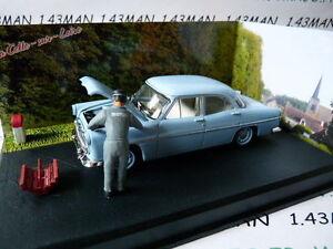 NB1E-voiture-altaya-IXO-1-43-diorama-route-bleue-RN7-SIMCA-TRIANON-panne
