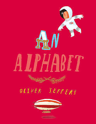 1 of 1 - NEW An Alphabet By Oliver Jeffers Board Book Free Clearance stock