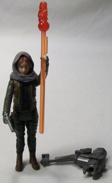 "HASBRO Star Wars Rogue un sergent United erso (jedha) 3.75"" inch figure figurine!"