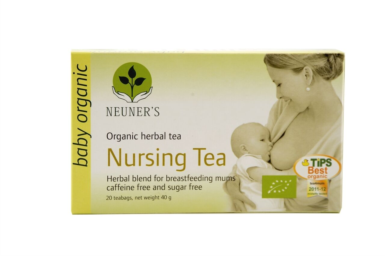 Neuner's orgánicos enfermería Té 100% de la Lactancia Natural Natural Natural Té 16afc8