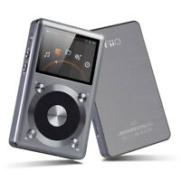 Fiio Version X3 X3-ii Portable Player For Ape Flac Alac Wma Wav Dsd 2nd Gen