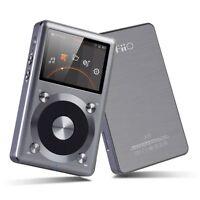 Fiio Version X3 X3-ii Portable Player For Ape Flac Alac Wma Wav Dsd 2nd Gen