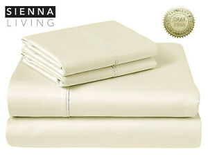 Sienna-Living-1000-Thread-Count-American-Pima-Cotton-Sheet-Set-Queen-Ivory-299