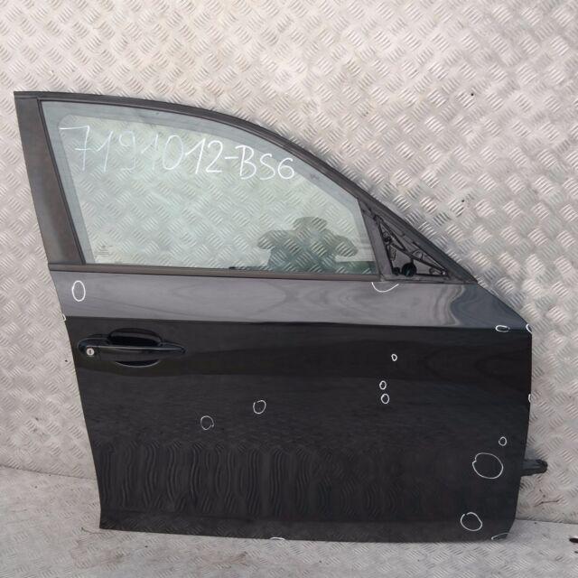 BMW 1 SERIES 6 E87 E87N LCI Door Front Right O/S Black Sapphire Metallic - 475