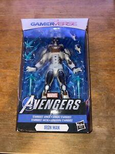 Marvel-gamerverse-Iron-Man-Starboost-Armor-TARGET-EXCLUSIVE-NEU-Hasbro-NEU