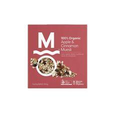 Murray River Organics Apple Cinnamon Muesli 5 Pack 300g