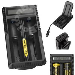 NITECORE UM20 USB powered smart charger for Li-ion/IMR 18650 18490 18350 16340