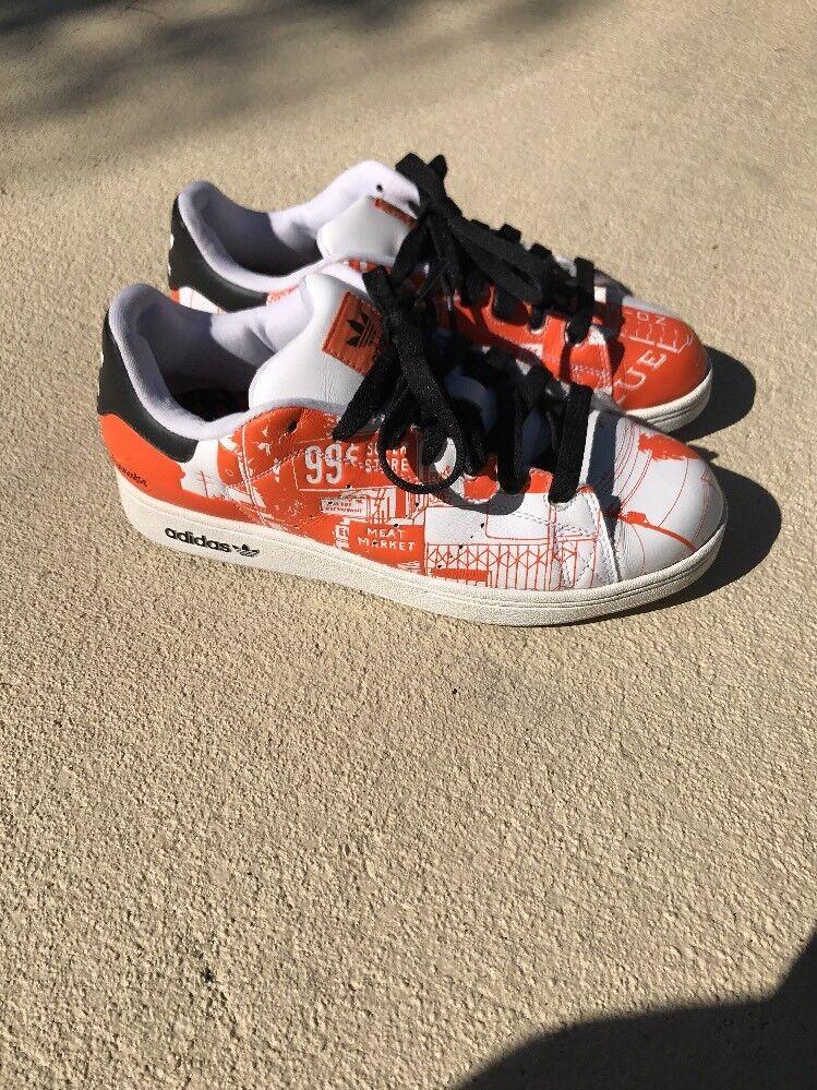 Adidas Stan Smith Evan Skate San Francisco X Evan Smith hecox Yeezy Ultra Boost!!! 36bc0e