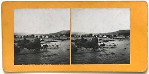 Cannes La Riserva Foto P39L9n25 Stereo Stereoview Vintage Analogica