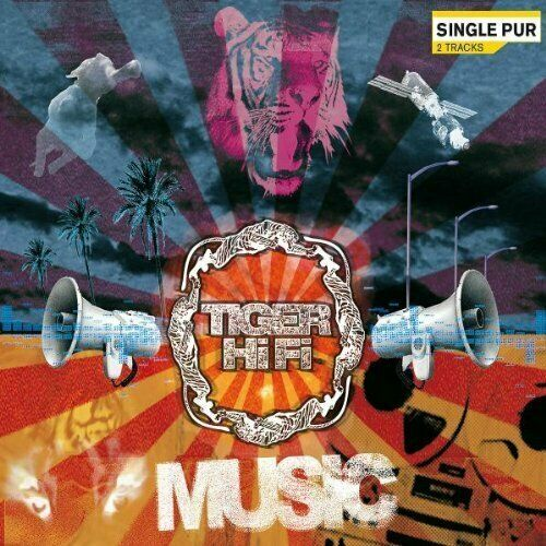 Tiger Hi Fi Music  [Maxi-CD]