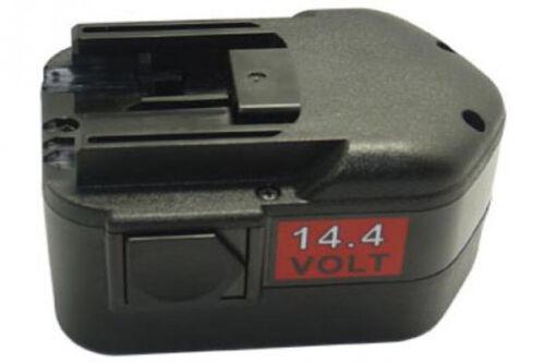 14.4V 2000mAh Akku für AEG BBS 14 X,BDSE 14 T Super BS 14 X 48-11-1014