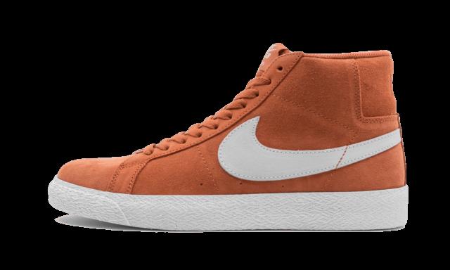 Size 7 - Nike SB Blazer Mid Dusty Peach 2019 for sale online   eBay