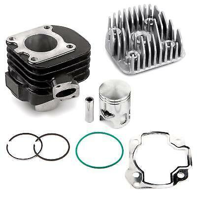 Kit motor cilindro piston completo de hierro compatible con MBK CS Mach G 50 2T-