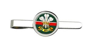 Welch-Regiment-Armee-Britannique-Cravate-Pince