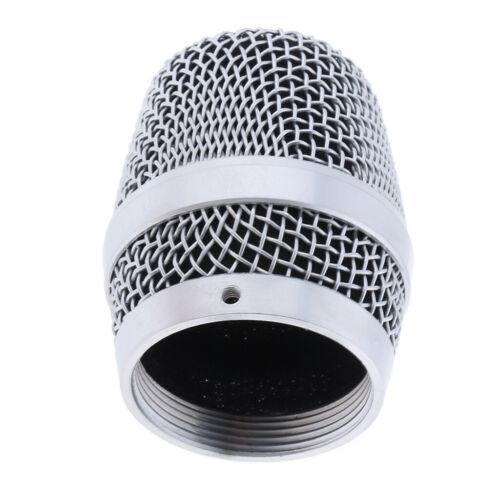 Mikrofongitter Windschutzscheibe Ersatzgitterabdeckung Mic Head Protection
