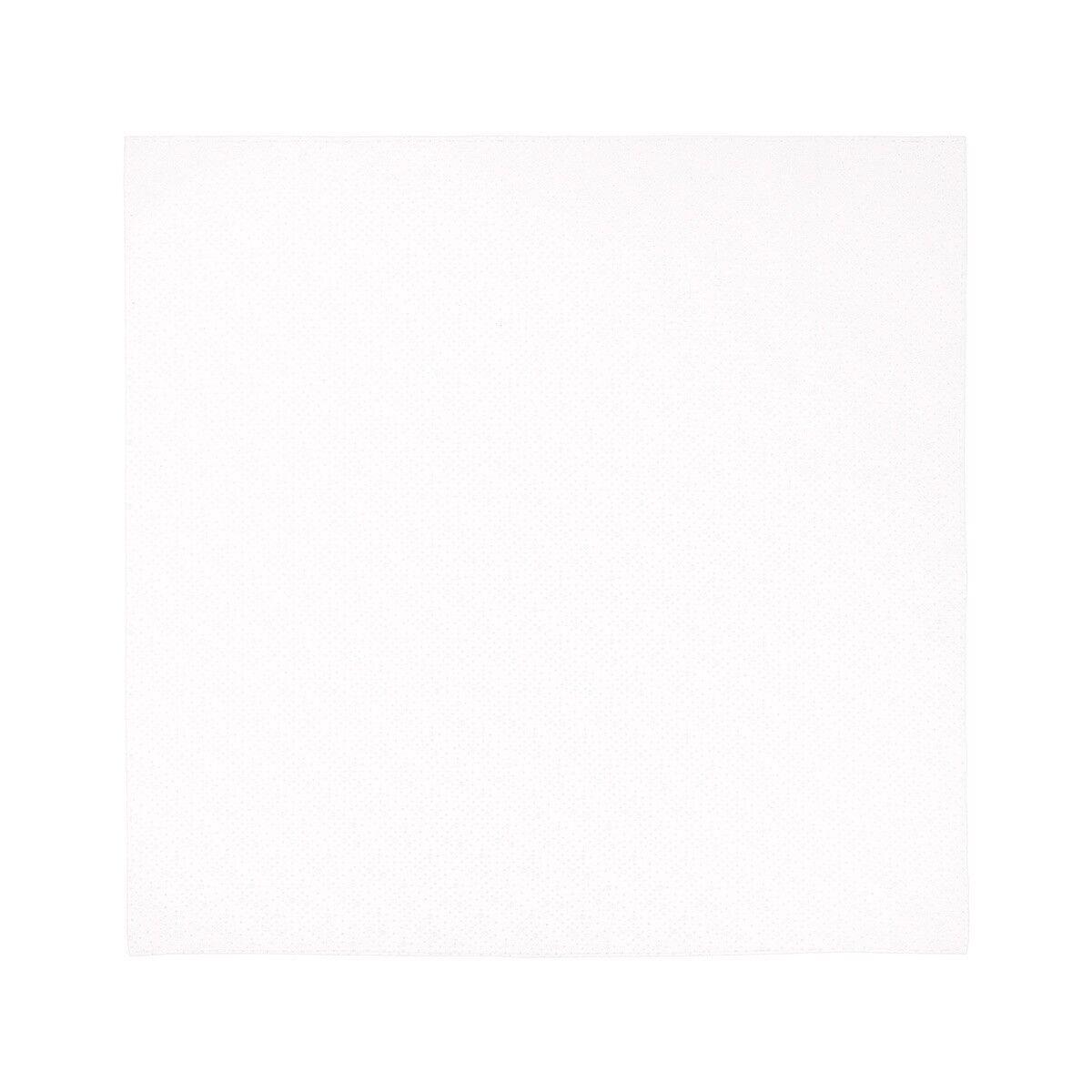 Yves Delorme Oreillettes Nappe , Blanc - 67x67