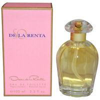 So De La Renta By Oscar De La Renta-women-edt-spray-3.3 Oz-100 Ml-made In Usa