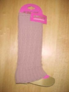 Light Pink Lavender set of 3 pairs Girls socks by MP Solid Colors Mauve