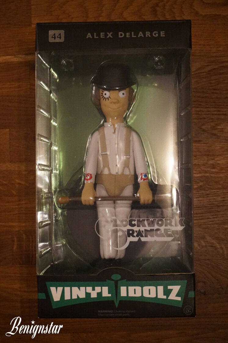 A Clockwork orange Vinyl Sugar Figure Vinyl Idolz Alex DeLarge 20 cm