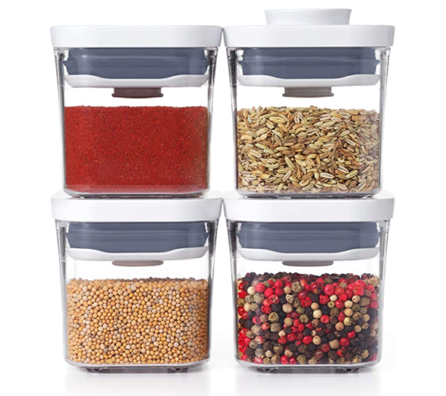OXO Good Grips Mini LockTop Containers for sale online | eBay