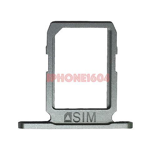 Samsung Galaxy S6 G920F Sim Tray Replacement Parts – Grey SHIPPED FROM CANADA