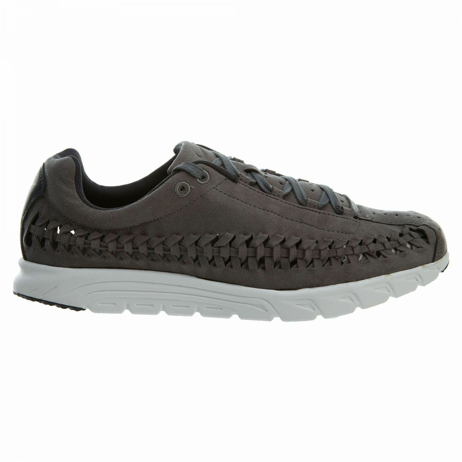 Nike Mayfly Woven Mens 833132-002 Tumbled Grey White Athletic Shoes Comfortable best-selling model of the brand