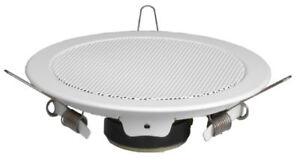 Details zu 2x Feuchtraum Lautsprecher für Badezimmer - Schwimmbad -  Badlautsprecher