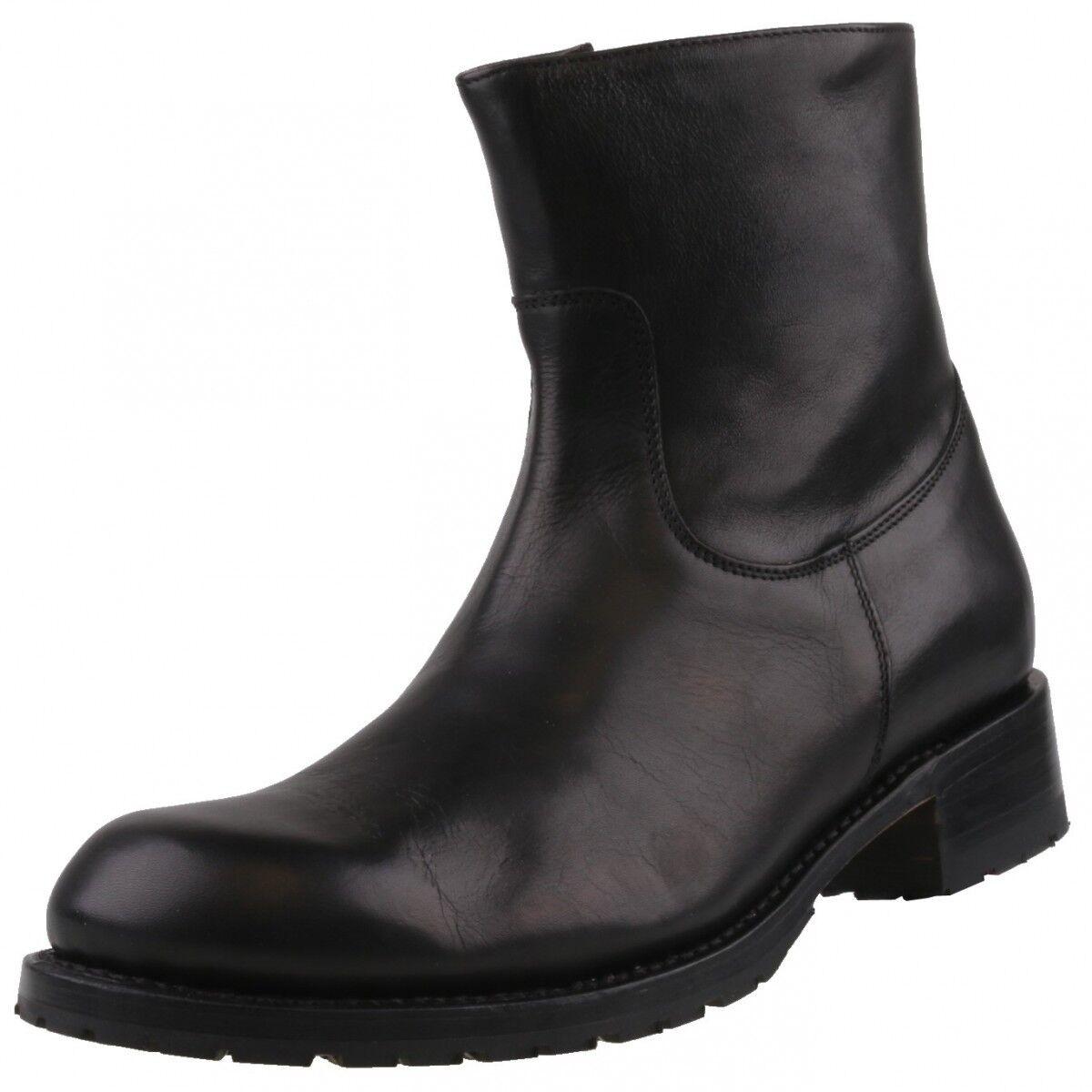 Nuevo sendra botas zapatos caballero 9491 caballeros-botas botín zapatos de piel Biker