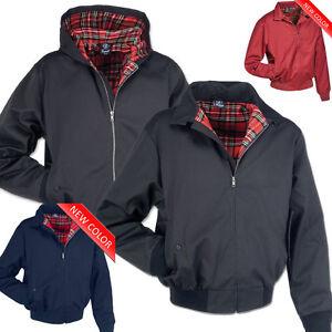 Detalles de Brandit Lord Canterbury hooded chaqueta harrington bombarderos Inglaterra chaqueta rockabilly ver título original