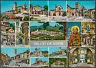 AA5163 Perugia - Provincia - Saluti da Assisi - Vedutine - Cartolina - Postcard