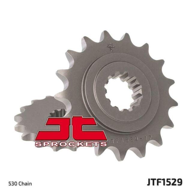 d'avant pignon JTF1529.17 pour Kawasaki ZRX1200 R (ZR1200 A1-A5) 2001-2006