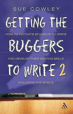 1 of 1 - Getting the Students To Write-2, , 0826473148, New Book