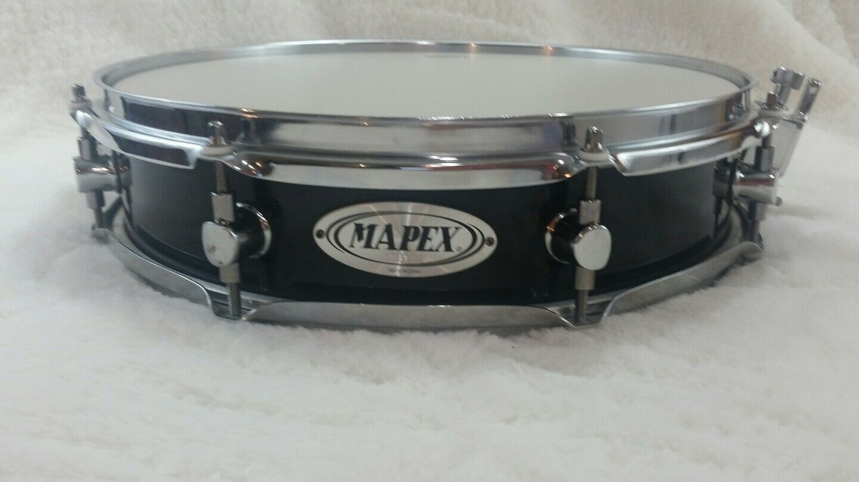 Mapex schwarz Snare Drum SEE PICS MESSUNG