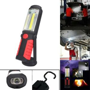 Rechargeable-COB-LED-Hand-Torch-Lamp-Magnetic-Inspection-Work-Light-Flexible-Vv
