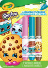 Shopkins 3 Kooky Cookie Washable Markers from Crayola
