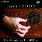 Jacobean Lute Music Super Audio Hybrid CD (CD, Jan-2014, BIS (Sweden))