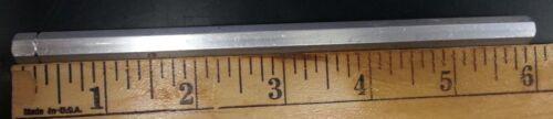 "6/"" long turnbuckle hex throttle linkage shaft alum tube"