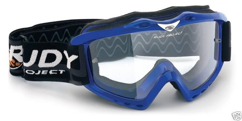 Maske Rudy Project KLONYX Blau Met Maske Rudy Projekt Blau Met
