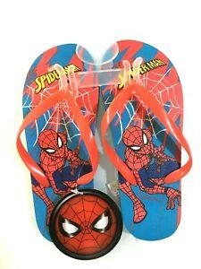 Spiderman Marvel Infradito ciabatte da Bambino Mare Piscina Estate dal 28 al 35